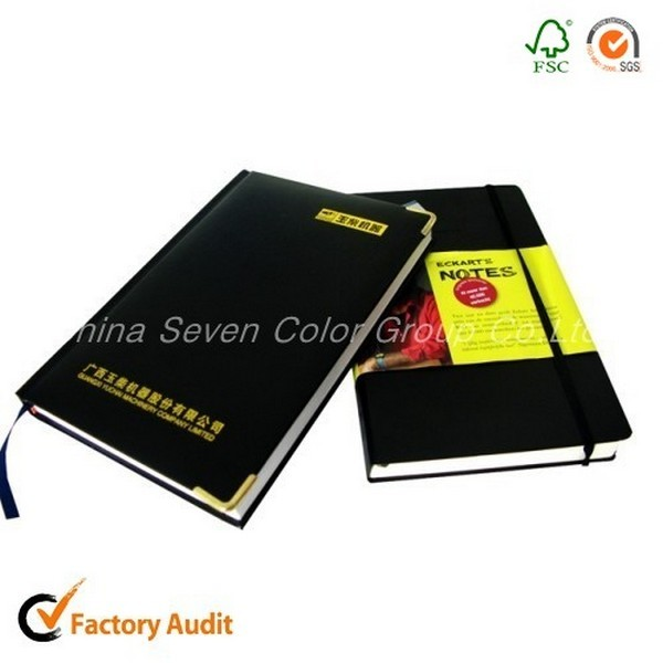 Hot Selling Pu Leather Notebook