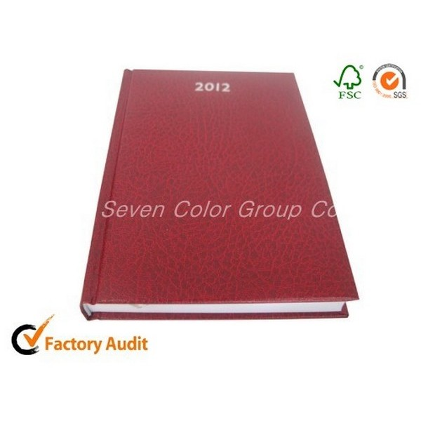 PU Cover Notebook With Emboss LOGO