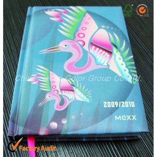 Hard Cover Notebook With Thick Paper Manufacture