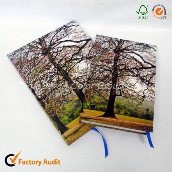 Promotional Hard Cover Diary Notebook