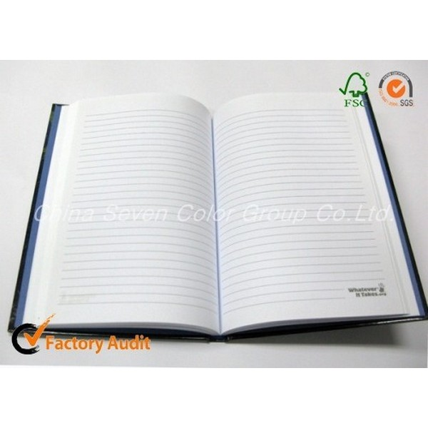 High Quality Printing Hard Cover Journal