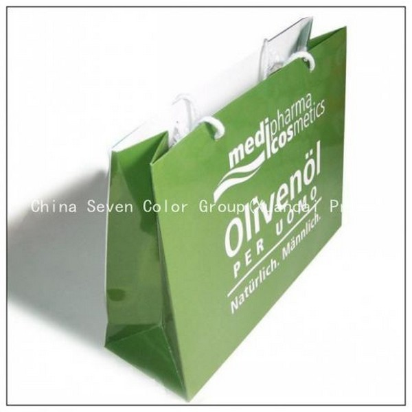 Luxury Paper Bag For Wine Or Promotion Or Shopping