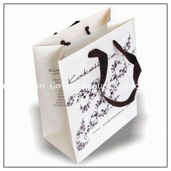 Elegant Paper Bag Wholesale From China