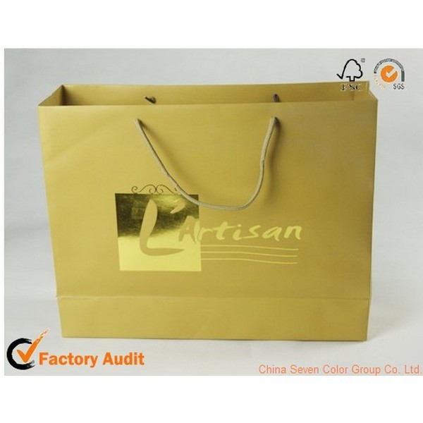 Paper Bag For Gift Packaging