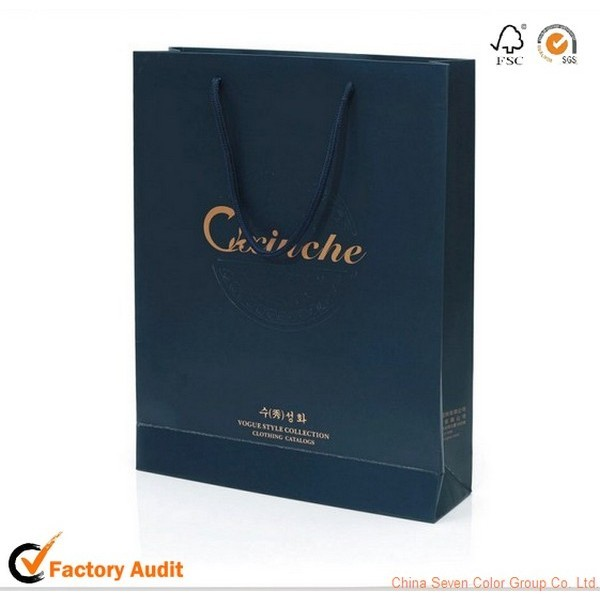 Chinese Shopping Paper Bag Suppliers