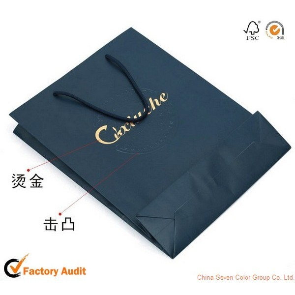Luxury Boutique Paper Shopping Bag