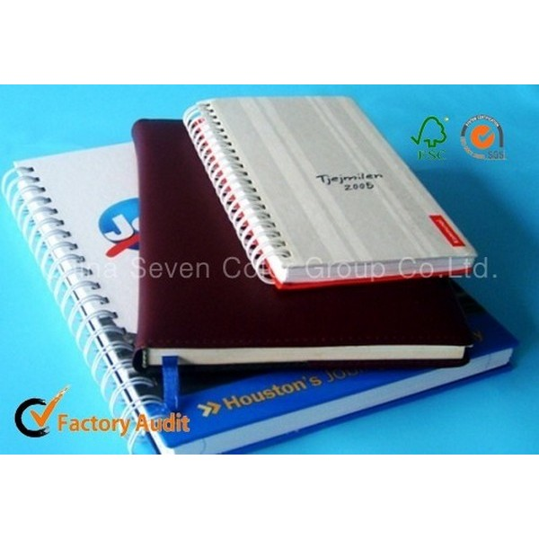 China Professional Spiral Binding Book Supplier