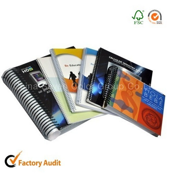 Catalog & Notebook/Spiral Binding Notebook