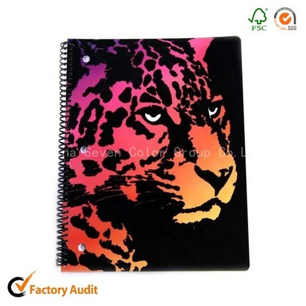 Promotioanl Spiral Binding Notebook